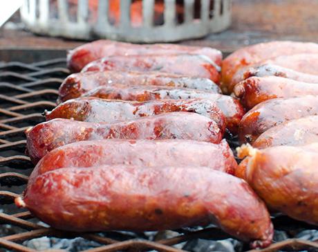 Peetmark Lihatööstuse grillvorst